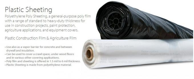 PLASTIC pe film horticultural mulch film garden perforated