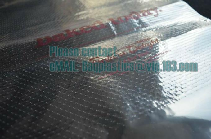BOPP microperforated bag printed, Clear Poly Micro, micro