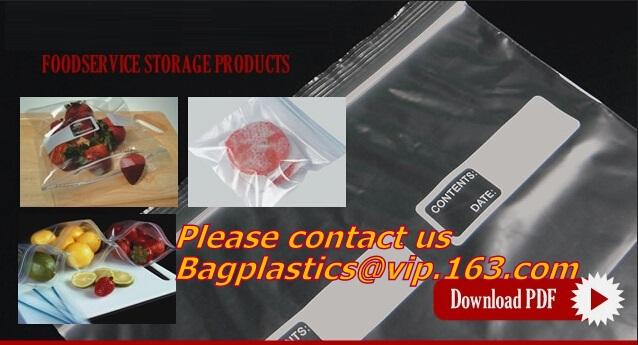 LDPE clear zip lock bag Reclosable Bags Storage Bags, grip seal, grip lock, zip closure