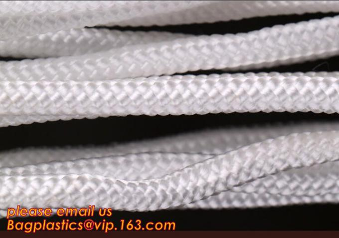 climbing rope, protective escape rope polyester rope, escape rope, High-altitude escape rope rescue rope(fire escape,res