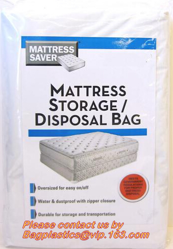Mattress bags,Chair cover, sofa cover, dust cover, dust sheet, dust bags, mattress storage bags, disposable bags, LDPE M