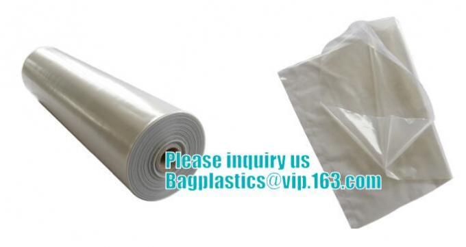 building films, building supplies, rubble sacks, rock sacks, covers, Infectious Linen bags