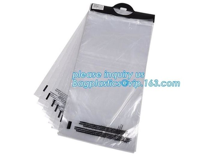 wicket bread bag,reusable customized transparent wicket ice cube bags,clear water proof wicket PE bag,bag with metal str