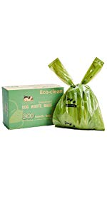 300-Count Poop Bags with Handle