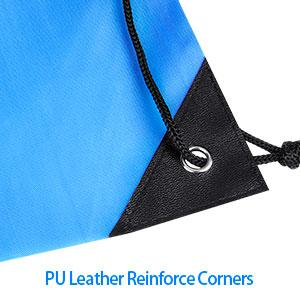 PU Leather Reinforce Corners