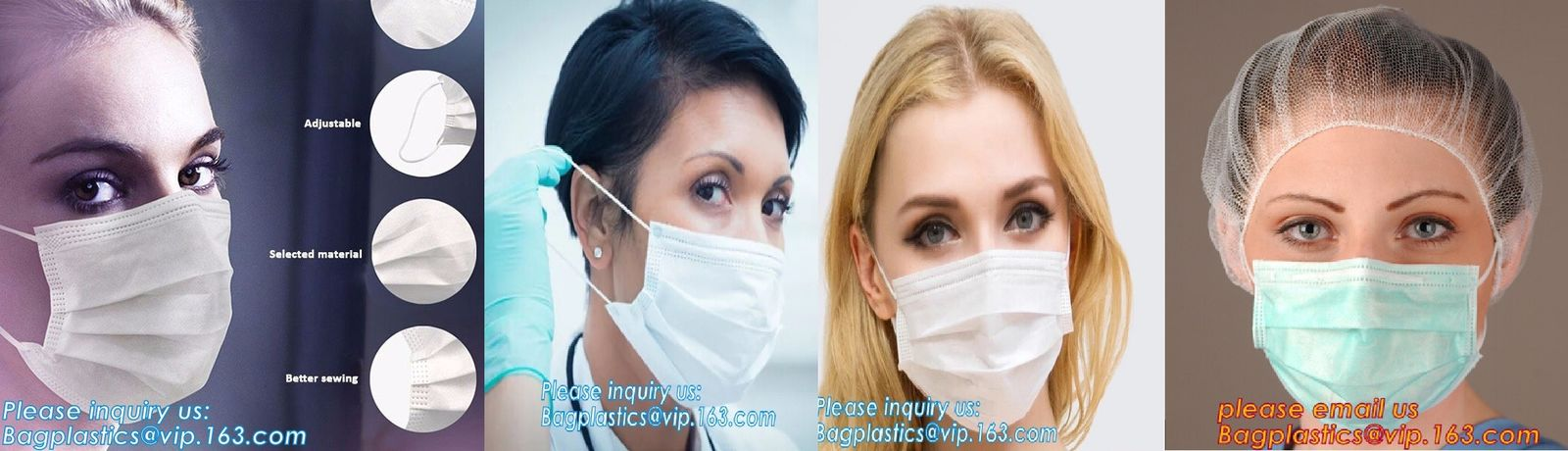 China best MEDICAL DISPOSABLE CONSUMBLE,HEALTHCARE SUPPLIES,BAGS,GLOVES,CAP,COVERS,TAPES,APRON,GOWN,SLEEVE,MASK on sales