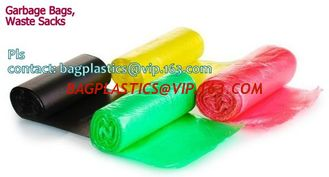 China pedal bin liner, swing bin liner, white bags, green bags, black bags, nappy bags, bin bags supplier