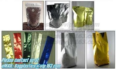 China coffee Zipper Bag, Gravure Printed Pouche, Printed Pouche, Flexographic Printed Pouches supplier