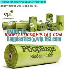 China Citipicker, Pet Bag, Litter Bags, Poop Bags, Pet Supplies, Clean Up, Tidy Bag, Dog Waste Poop Bags Biodegradable, 24 Rol supplier