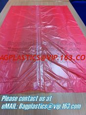 China Water Soluble Laundry Bags, eco friendly bags, Waste disposal bags, garment bags, laundry supplier