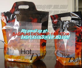 China Grilled Chicken Bag, Rotisserie Chicken Bags, Microwave Grilled Chicken bag supplier