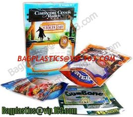 China Gusset bags, gusset pouches, quad seal bags, flexible packaging, vacuum packaging bags supplier