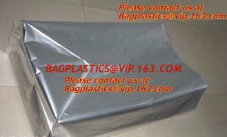 China Trade assurance aluminum foil insulation bag,aluminum foil bag,resealable aluminum foil pa supplier