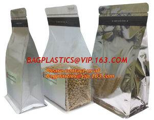 China zipper silver plastic foil bag, Aluminum Foil packaging Bag, Aluminum Foil bag, Aluminum supplier