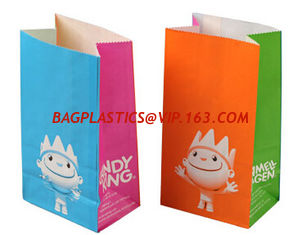 China Candy & Cake Bag, Sweet cake paper bag, Sugar packing paper bag, Small cake paper bag, Pastry packing bag, Candy packing supplier
