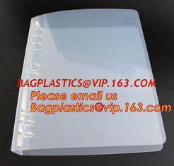 China Custom Factory clear plastic PVC file bag transparent mesh zipper bag waterproofing document bag supplier