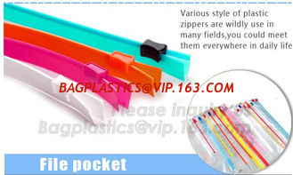 China Press-Lok Zipper, String Zipper, Flanged Zipper, Slider, Zipper, Vacuum Zipper supplier