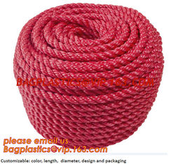 China Braided Polyester Rope - Marine, cheap and quality 3 inch polypropylene marine rope, polypropylene rope, PET+PP rope supplier
