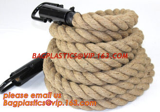China Gym Climbing Rope, Climbing Rope With Hook, Sisal Climbing Ropes, Climbing Rope With Hook supplier