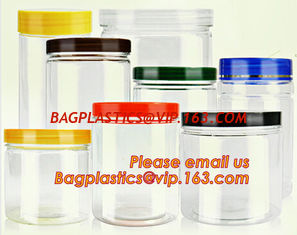 China Clear round shape plastic clear box /plastic clear cylinder packaging in china supplier
