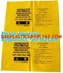 China building films, building supplies, rubble sacks, rock sacks, covers, Infectious Linen bags supplier