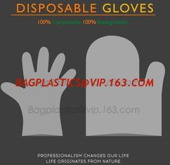 China Wholesale disposable gloves, plastic gloves, biodegradable gloves, compostable gloves, bio gloves, corn starch gloves supplier