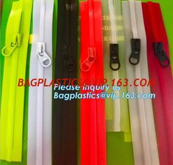 China 3#,4#,5#,6#,7#,8#,9#, 10#,12# China manufacturer waterproof nylon zipper, whykk open end nylon waterproof zipper supplier