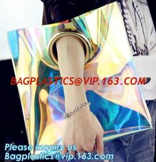China Neon clutch bag for women, Neon Bag three bags in one set women dinner bag wholesale ladies totes handbags supplier