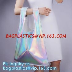 China Closure Shoulder Messenger Transparent PVC Handbag, PVC Jelly Tote Bag 2-pc Set Beach Bag Candy Handbag, Pvc Lady Women supplier