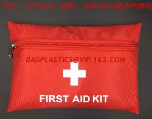 Customized logo first aid supplies / kitchen aid bag / small first ...