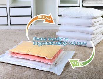 China vacuum compressed storage bag, vacuum storage cube bags, compressed storage seal bags, vac pac, bagplastics, bagease p supplier