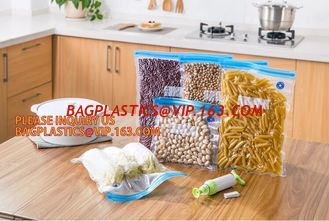 China Vacuum Food Sealer Bags embossed insulated plastic vaccum bag  frozen food saver BAGS Textured Vacuum Storage Roll Bag F supplier