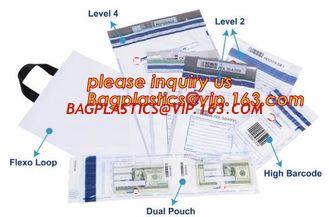 tamper proof sealing bags