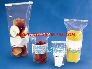 China Fisherbrand™ Sterile Polyethylene Sampling Bags Capacity: 120mL, Bags with Flat-Wire Closures, Sample Collection and Tra supplier