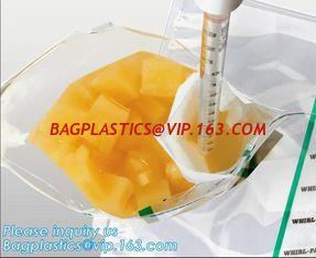 China sterile bags for microbiology  sterile ziplock bags  large sterile bags  sterile bags medical, sampling bag sterile bags supplier