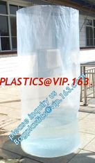 China Biodegradable round bottom bag, plastic lining bag, round bottom plastic drum inner liner, round bottom plastic drum inn supplier