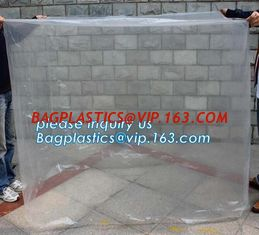China Pallet Covers and Protection, Heavy Duty Plastic Pallet Covers for Warehouse Storage, Thermal Pallet Covers, Thermal pac supplier