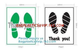 Disposable Plastic Printable Car Floor Matdisposable Paper Auto