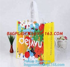 China Wholesale custom logo eco-friendly shopping bag recyclable shopping bag pp woven shopping bags,Promotion PP Woven Lamina supplier
