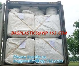 China wholesale polypropylene woven plastic jumbo bag pp big bag for sand, building material,circular big fibc bags pp woven f supplier