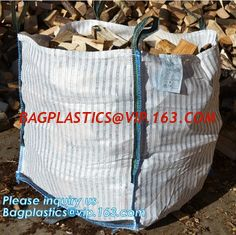 China FIBC (JUMBO) BIG BAG PP WOVEN FABRIC ROLL,PP Jumbo Bag 1000kg pp jumbo bag/ big bag/ virgin material pp woven bulk bag supplier