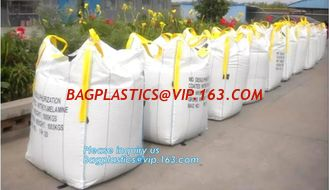 China 100% pp woven breathable big bag, breathable FIBC bag, 1000kg breathable jumbo container bag,pp woven Big bag FIBC jumbo supplier