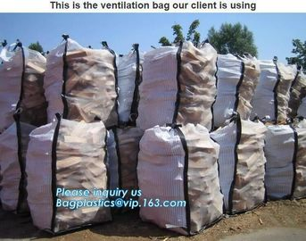 China coated polypropylene woven 1 ton bag big bulk bag for fertilizer with PE liner,pp woven ton bag pp woven big bag for con supplier