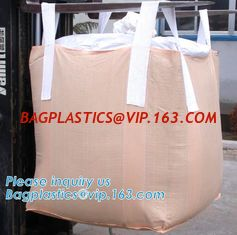China 100% virgin One ton grain bags pp woven big bag for sand jumbo sand bag from gc01,big bag for sand /food/rice/building supplier