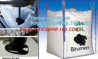 China Big Manufacturer Supplier pp woven jumbo bag 500- 2000kgs plastic fibc,Food Grade polypropylene woven big bags AIB certi supplier
