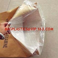 China Wholesale 20kg 25kg Polypropylene Woven Sand Bags, plastic containers for cement, flour packaging PP Woven Bag 50kg supplier