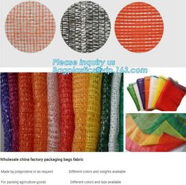 China 45x75, 50x80 Raschel mesh bags for vegetables,vegetables raschel net mesh bags for Russia Ukraine Poland Belarus Algeria supplier