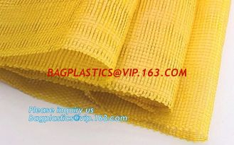 China Factory directly sale pe raschel bag/PE raschel mesh bag for potato and onion,small raschel pe mesh bags for potato whol supplier
