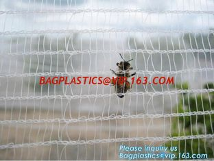 China HDPE Virgin White Recycle Greenhouse Anti Insect Net,50 mesh cover greenhouse agricultural anti insect net insect nettin supplier