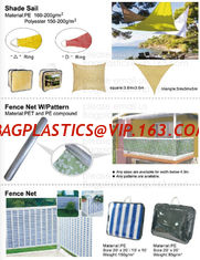 anti-snow net,anti-hai net,plastic-nail,pe clips,awning